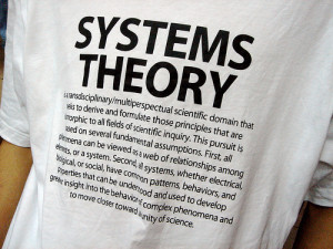 tshirt systems theory definition