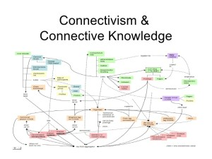 Stephen Downes: Connectivism